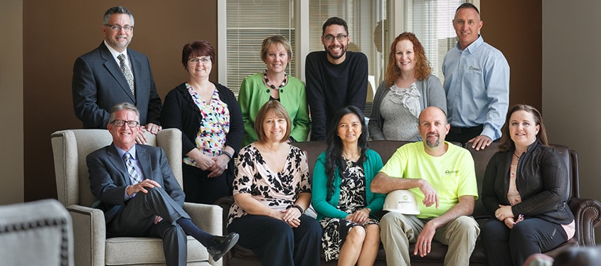 The Horst Group team